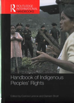 Handbook of Indigenous Peoples' Rights (Hardcover)