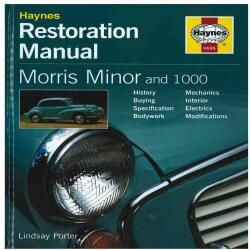Haynes Restoration Manual Morris Minor and 1000