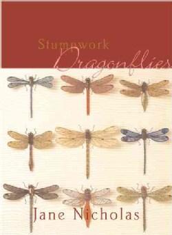 Stumpwork Dragonflies (Hardcover)