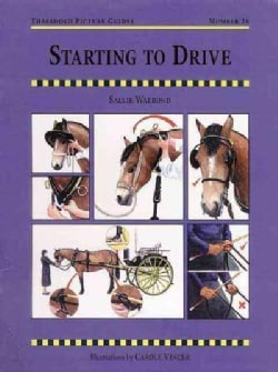 Starting to Drive (Paperback)