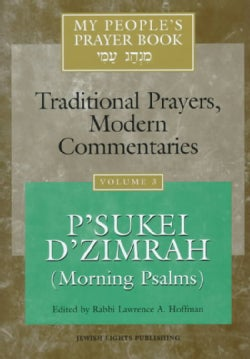 My People`s Prayer Book