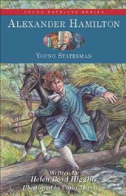 Alexander Hamilton: Young Statesman (Paperback)