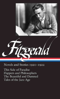 F. Scott Fitzgerald: Novels and Stories, 1920-1922 (Hardcover)