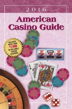 American Casino Guide 2016 (Paperback)