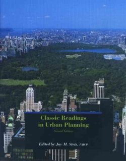 Classic Readings In Urban Planning (Paperback)
