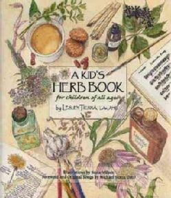 A Kid's Herb Book (Paperback)