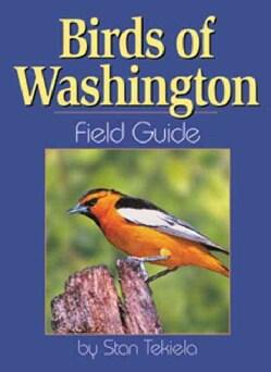 Birds of Washington Field Guide (Paperback)