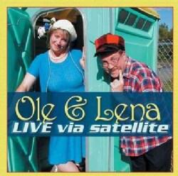 Ole and Lena: Live Via Satellite (Paperback)
