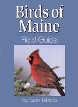 Birds of Maine Field Guide (Paperback)