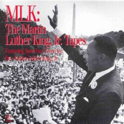Mlk: The Martin Luther King, Jr Tapes (CD-Audio)