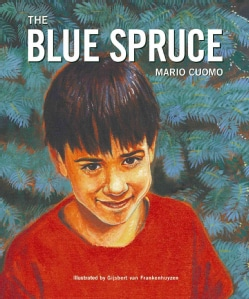 The Blue Spruce (Hardcover)