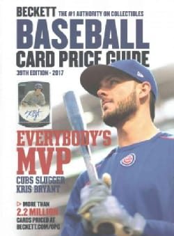 Beckett Baseball Card Price Guide 2017 (Paperback)