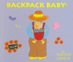 Backpack Baby (Board book)