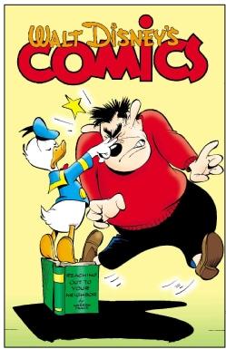 Walt Disney's Comics And Stories 672 (Paperback)
