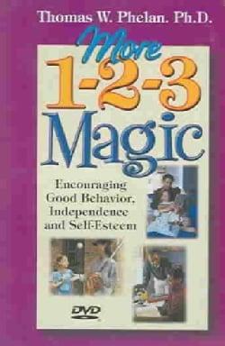 More 1-2-3 Magic: Encouraging Good Behavior, Independence, And Self-esteem (DVD video)