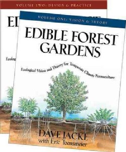 Edible Forest Gardens (Hardcover)