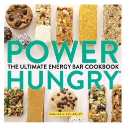Power Hungry: The Ultimate Energy Bar Cookbook (Paperback)