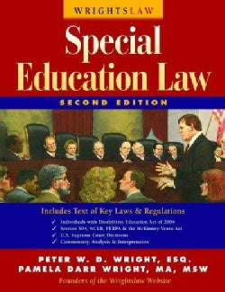 Wrightslaw: Special Education Law (Paperback)