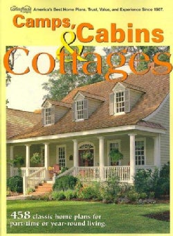 Camps, Cabins & Cottages (Paperback)