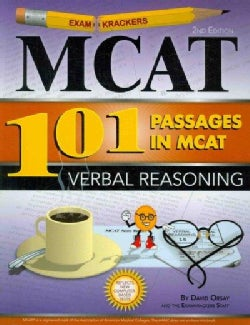 Examkrackers MCAT101 Passages in MCAT Verbal Reasoning (Paperback)