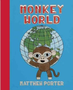 Monkey World: An A-Z of Occupations (Hardcover)