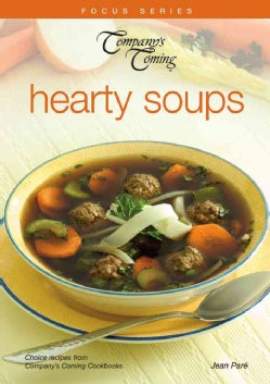 Hearty Soups (Paperback)