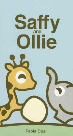 Saffy and Ollie (Board book)