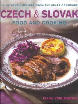 Czech & Slovak Food and Cooking (Hardcover)