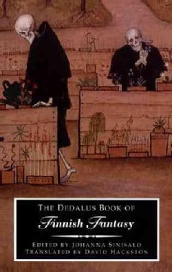 The Dedalus Book of Finnish Fantasy (Paperback)