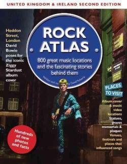 Rock Atlas: United Kingdom and Ireland Second Edition (Paperback)