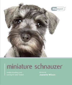 Miniature Schnauzer: Pet Book (Paperback)