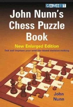 John Nunn's Chess Puzzle Book (Paperback)