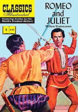 Classics Illustrated 5: Romeo and Juliet (Paperback)