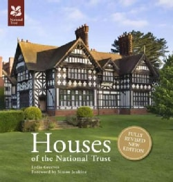 Houses of the National Trust (Hardcover)