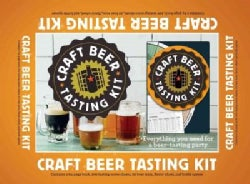 Craft Beer Tasting Kit: Everything you need for a beer-tasting party (Hardcover)