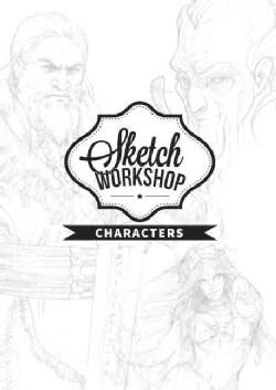 Sketch Workshop: Characters (Paperback)