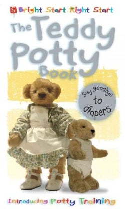 The Teddy Potty Book (Board book)