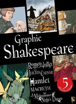 Graphic Shakespeare (Paperback)