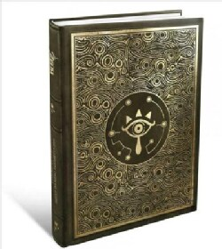 The Legend of Zelda Breath of the Wild: The Complete Official Guide (Hardcover)