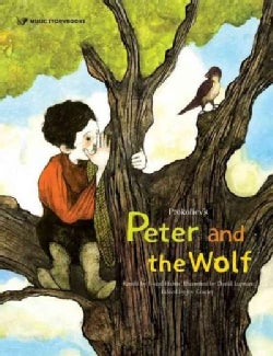 Prokofiev's Peter and the Wolf (Paperback)