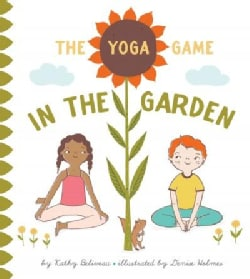 The Yoga Game in the Garden (Hardcover)