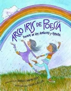 Arco Iris De Poesia/ Rainbow of Poetry (Hardcover)