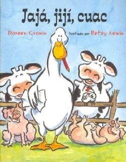 Jaja, jiji, cuac / Giggle, Giggle, Quack (Paperback)