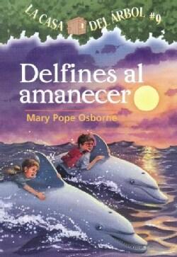 Delfines Al Amanecer / Dolphins at Daybreak (Paperback)