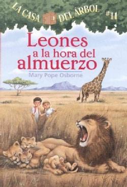 Leones a La Hora Del Almuerzo / Lions at Lunchtime (Paperback)