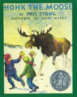 Honk the Moose (Hardcover)