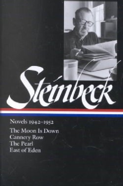 The Moon Is Down / Cannery Row / the Pearl / East of Eden: The Moon Is Down/Cannery Row/The Pearl/East of Eden (Hardcover)