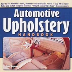Automotive Upholstery Handbook (Paperback)