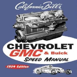 Chevrolet Speed Manual: 1954 Edition (Paperback)