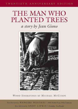 The Man Who Planted Trees (Hardcover)